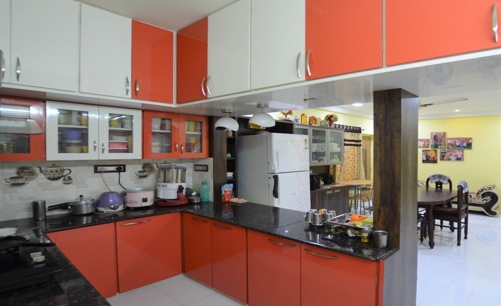 Living and Dining and Kitchens and BedRooms